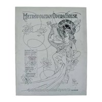Metropolitan Opera House Season of Grand Opera 1904 - 1905