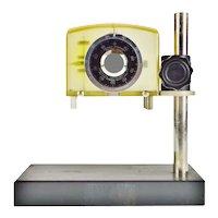 Vintage Decorative Industrial Aminco Brenner Magne Gage