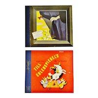 Vintage Victor Records Schumann & Strauss 78 RPM Record Sets