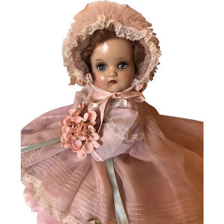 Madame Alexander Little Genius Doll. 17""