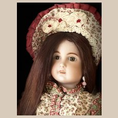 "Charming Jumeau 1907 size 11 26"" (64cm)"