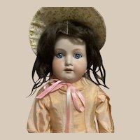 "Lovely  Armand Marseille AM 370 Florodora 23"" (57cm) Antique German Doll"