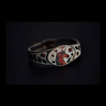 DizcoCorn Cuff Bracelet