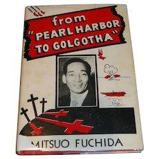 Captain fuchida led attack Pearl Harbor signed 1st edition book 1953 dust jacket