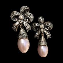 Earrngs  Vintage  Jewelry