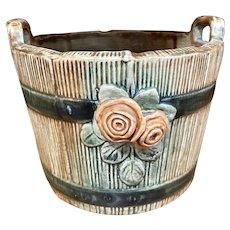 Weller Pottery Woodrose Jardiniere