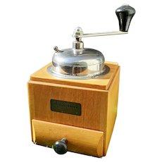 """Manual Coffee Grinder - Coffee grinder """"Alexanderwerk"""" 1954"""
