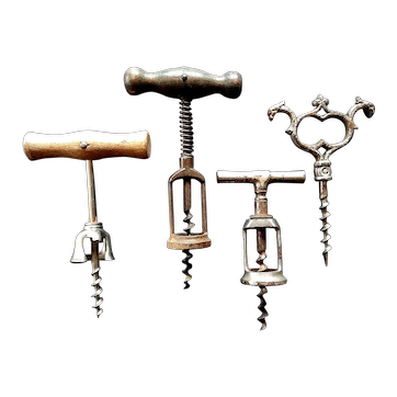 Collection of Vintage Corkscrew