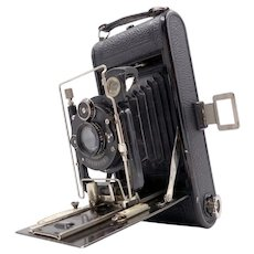 Vintage camera COMPUR DRP Large Format + leathe Case