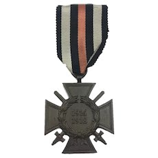 The Honour Cross of the World War 1914/1918, German, WW1