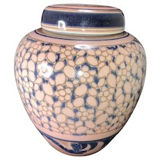 1921 Signed by W.E. Hentschel (William) Rookwood Pottery Urn with lid FREE SHIP
