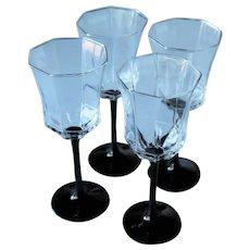 Luminarc Octime Set Of Four Stemware Glasses