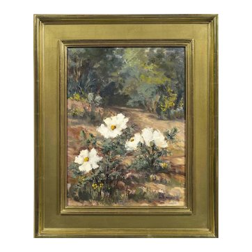 Hazel Massey (American: 1907-1990) Cherokee Roses