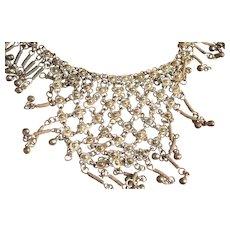 Vintage Belly Dancer Waist Jewellery.