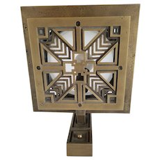 Frank Lloyd Wright  Sconce Bracket Light