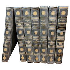 7 Vol History of Freemasonry d 1906