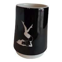 Ceramic Playboy beer mug