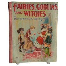 Book of old fairy tales