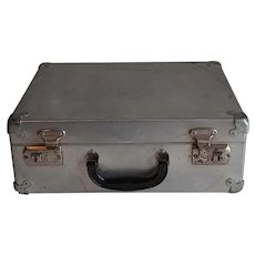 Aluminum trunk/suitcase