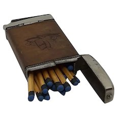 Match safe/snuff box