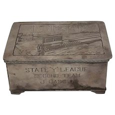 Sterling Trophy Box