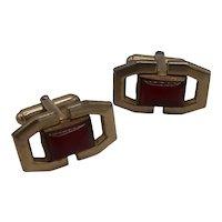 ANSON vintage Chain link cufflinks