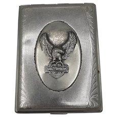Harley Davidson cigarette case