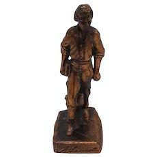 Abraham Lincoln sculpture