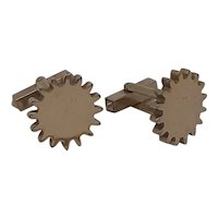 Machine Cog Cufflinks