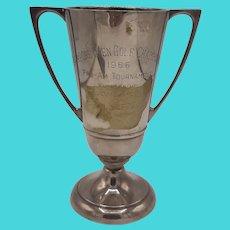 Golf Championship Trophy