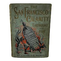"Book- ""The San Francisco Calamity..."""
