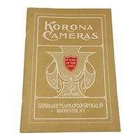 Guide- Korona Cameras