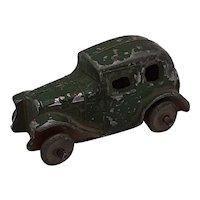 Vintage Cast Metal Toy Car