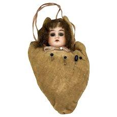 Victorian Doll Pin Cushion