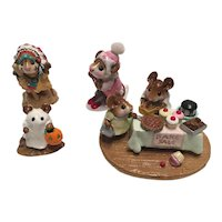 Charming lot of Wee Forest Folk lot #8