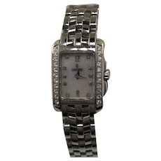 Concord Ladies Sportivo Stainless Steel Watch
