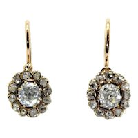 Dormeuses Diamonds Earrings