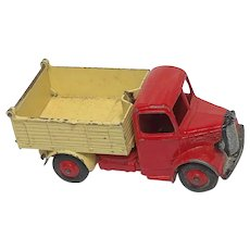 English 1950's Diecast Dinky Toy Model 410 Bedford Truck