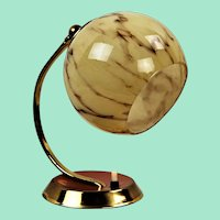 Art Deco table lamp, 1930s