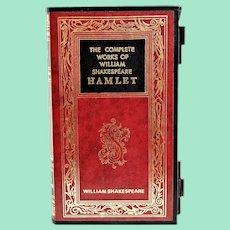 William Shakespeare musical cigarette box