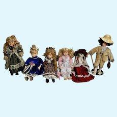 40 vintage Dolls