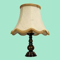 Mid-century noble table lamp. 1940s Germany
