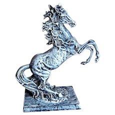 Vintage horse figurine 1970s