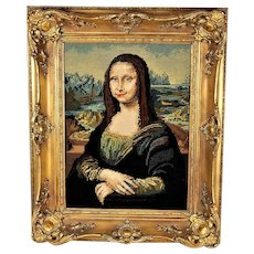 Monalisa, tapestry picture