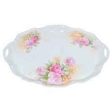 RS Prussia Rose Dresser Tray Mold 151