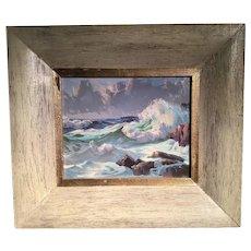 Seascape by Alfonso J Shelton