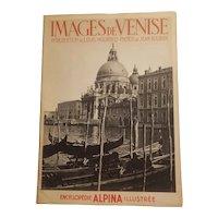 Encyclopedie Alpina Illustree Venice