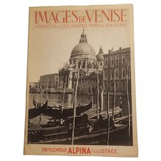 Encyclopedie Alpina Illustree Venice