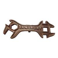 Van Brunt-John Deere grain drill wrench