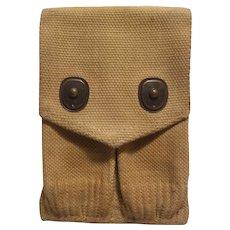 World war 1 ammo pouch